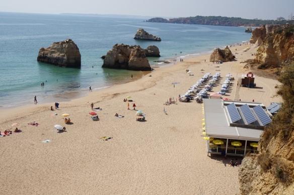 Praia Tres Castelos